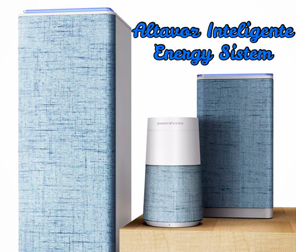 altavoces inteligentes energy systems