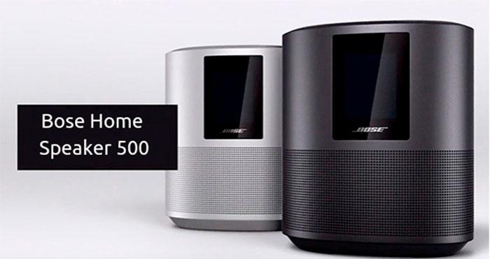 altavoz home speaker 500