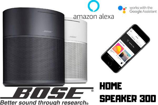 altavoz inteligente home speaker 300