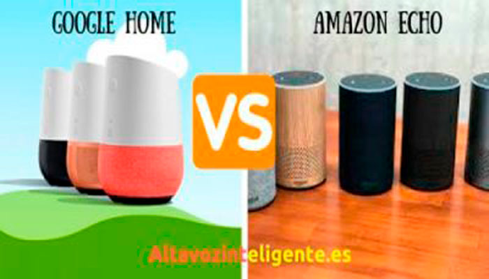 amazon echo 2 vs Google home