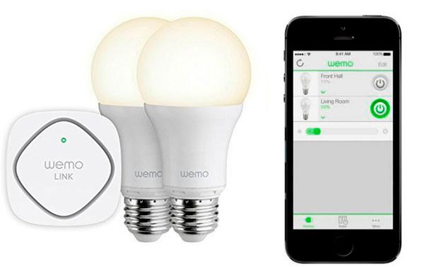 bombillas inteligentes wifi