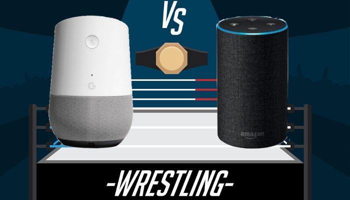 diferencias Amazon Echo y Google Home