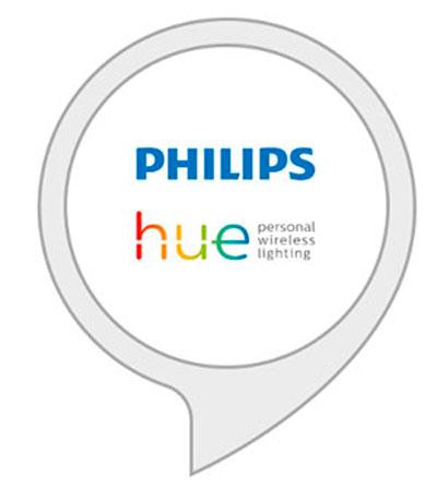 skill Alexa Philips Hue