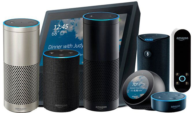 altavoces inteligentes amazon