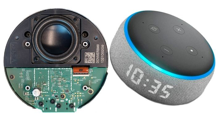 altavoz echo dot 3 amazon